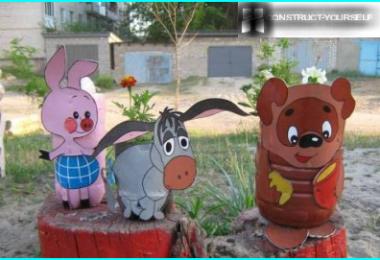 Поделки из фанеры для детской площадки фото 175